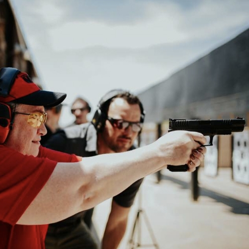 NRA Carry Guard Training, Diane Danielson