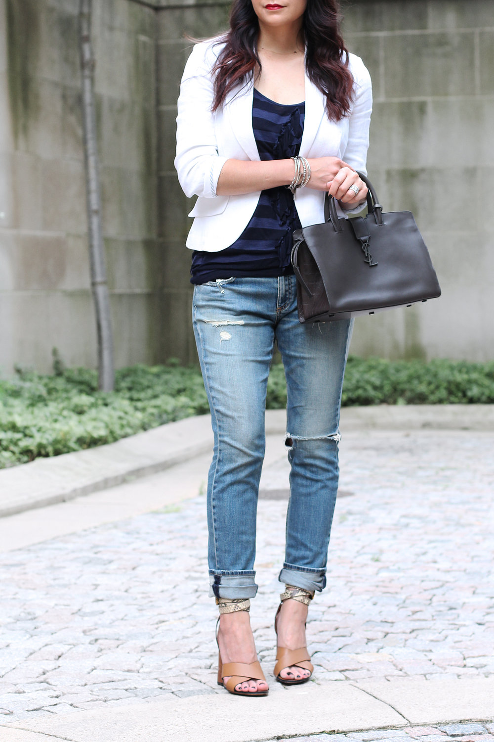 Cute Summer Jeans Outfit