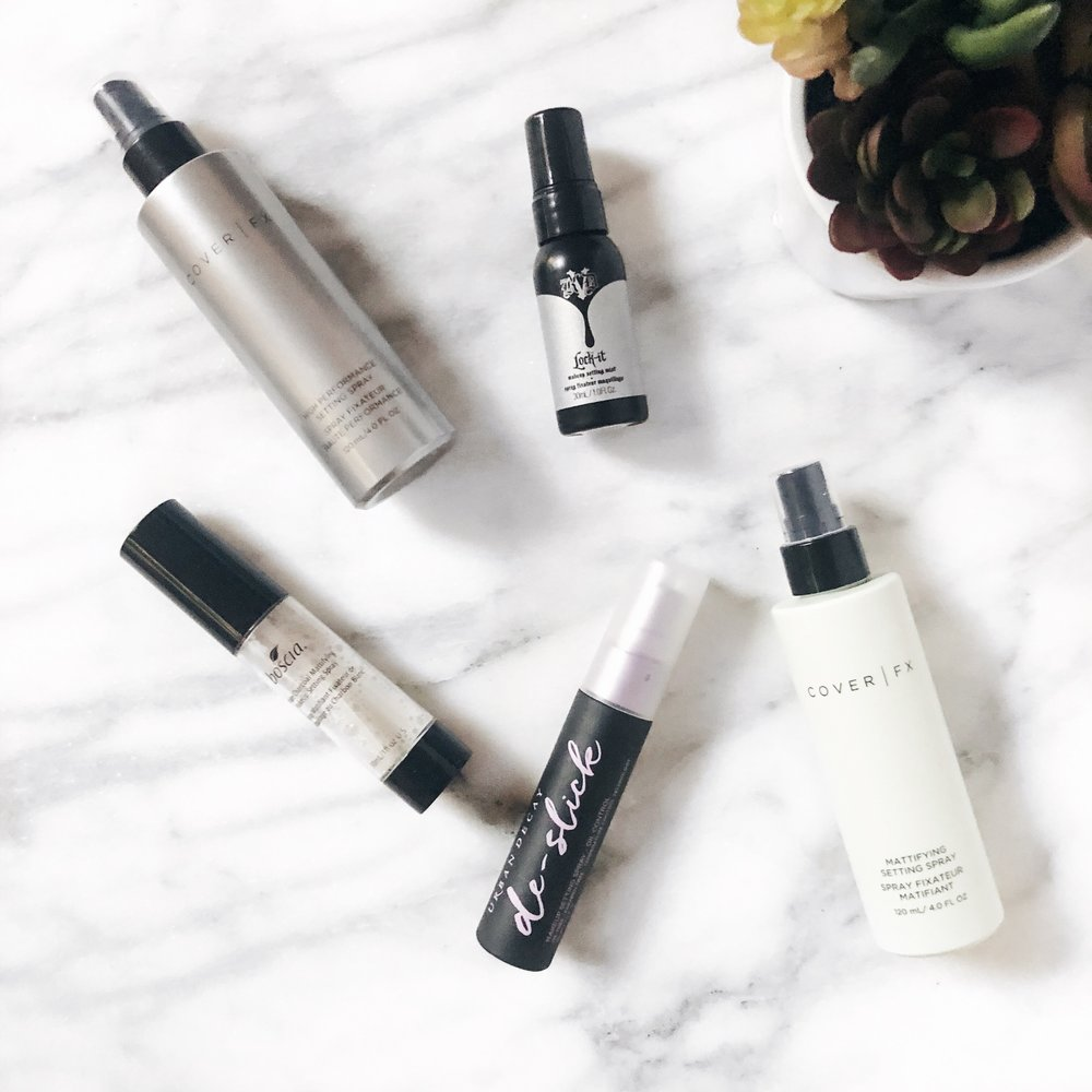 Best Makeup Setting Spray Review
