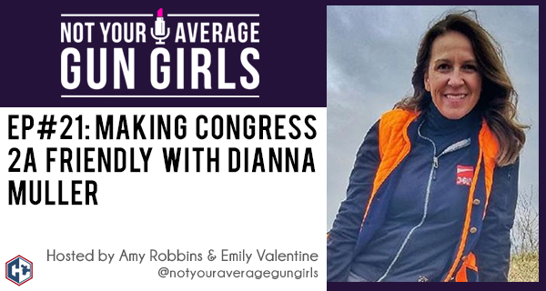 Dianna Muller - DC Project - Not Your Average Gun Girls Podcast