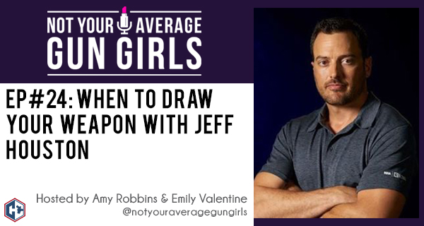 When To Draw Your Firearm with Jeff Houston