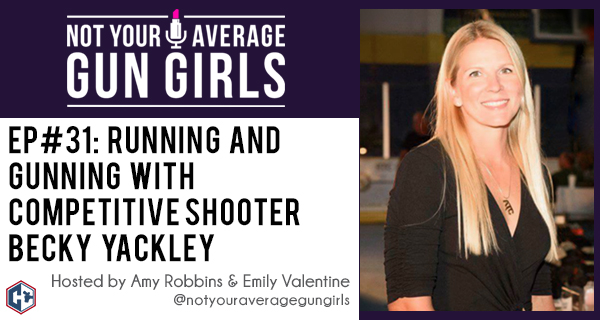 Mentioned In This Episode :   Running with a Gun Article   |   Love At First Shot Season 5 Trailer    Where To Find Becky:  Instagram:   @beckyyackley   | Facebook:   becky.enders.yackley