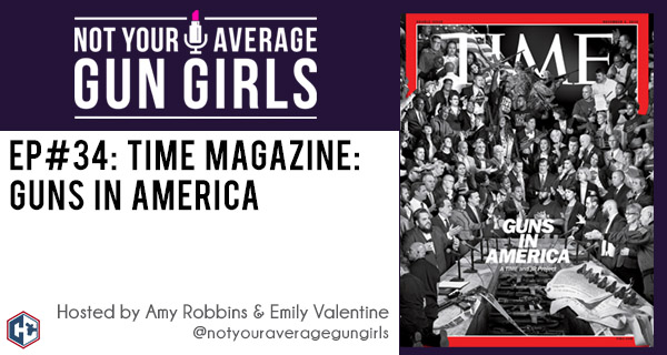 Guns In America Article   |   Emily Interview   |   Amy Interview