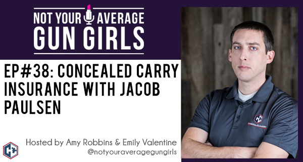Mentioned in this Episode:    Concealed Carry Self-Defense Gun Owner Insurance Programs Compared