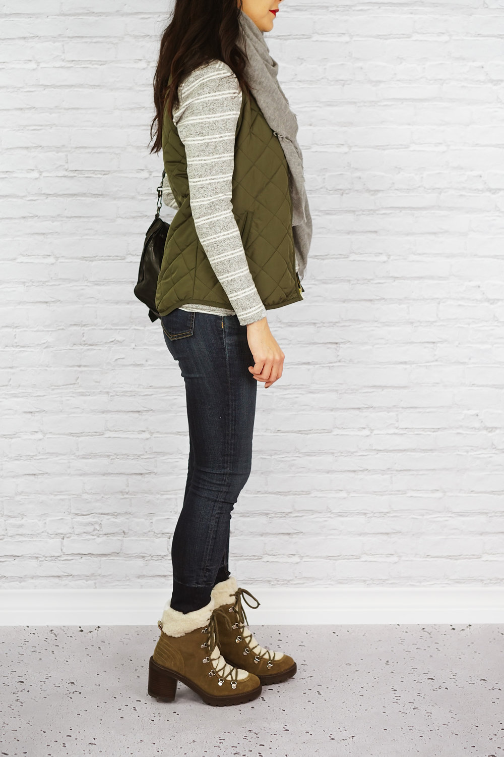Cute Concealed Carry Looks for Winter