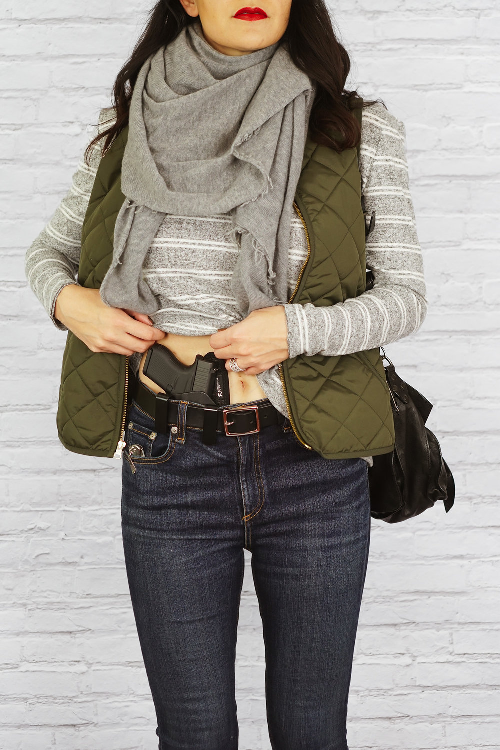 StealthGear USA Holster, Glock 43, Concealed Carry for Women, Women's Concealed Carry, Concealed Carry Tips
