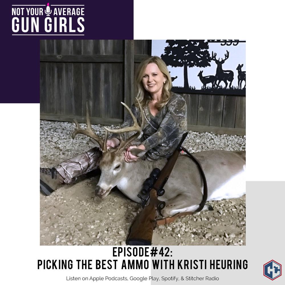 Kristi Heuring | Aguila Ammunition