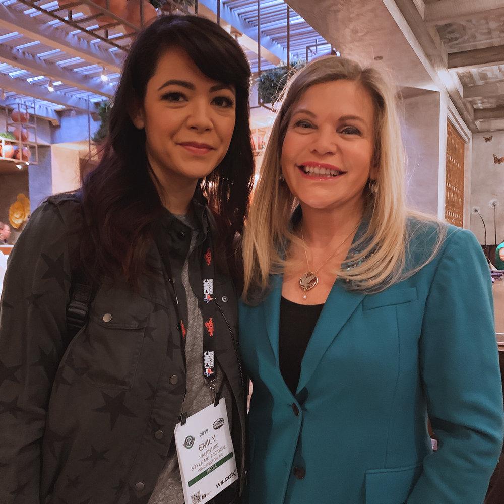 Susan LaPierre, SHOT Show, NRA Women