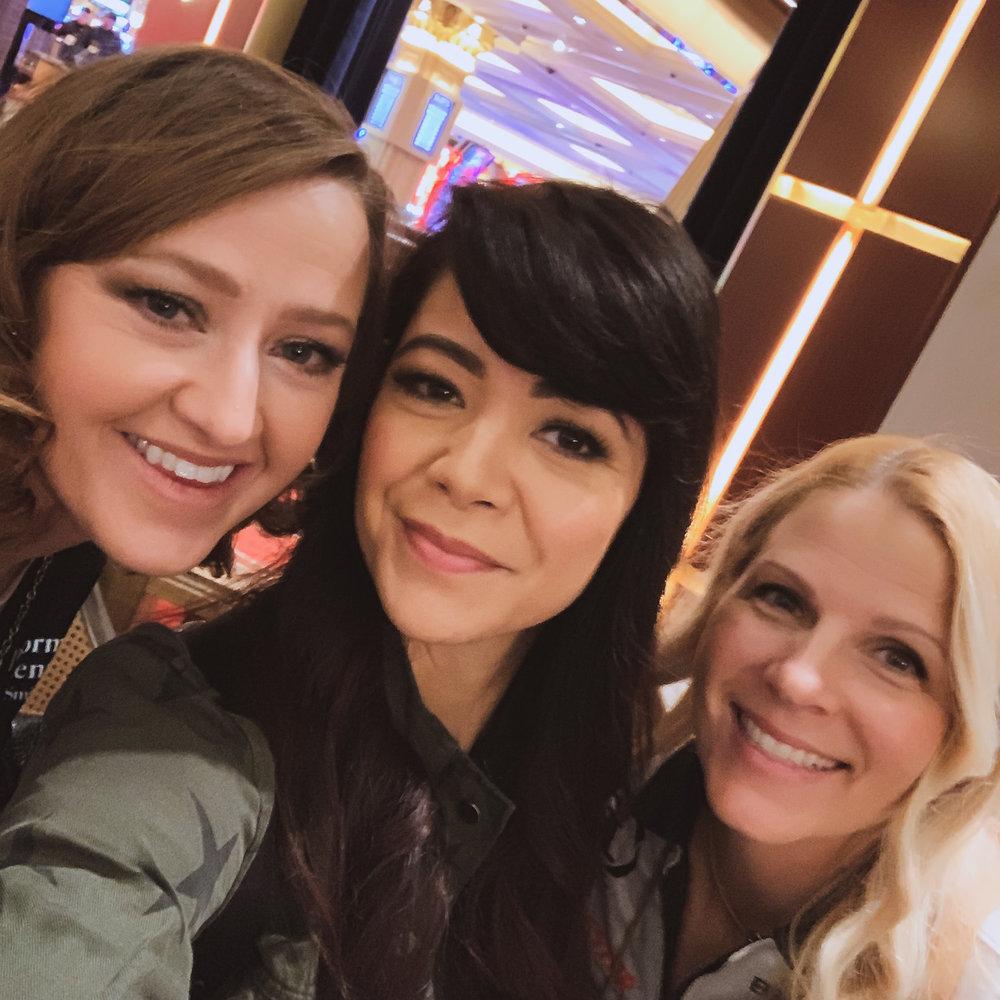 Julie Golob, Becky Yackley, SHOT Show, NRA Women