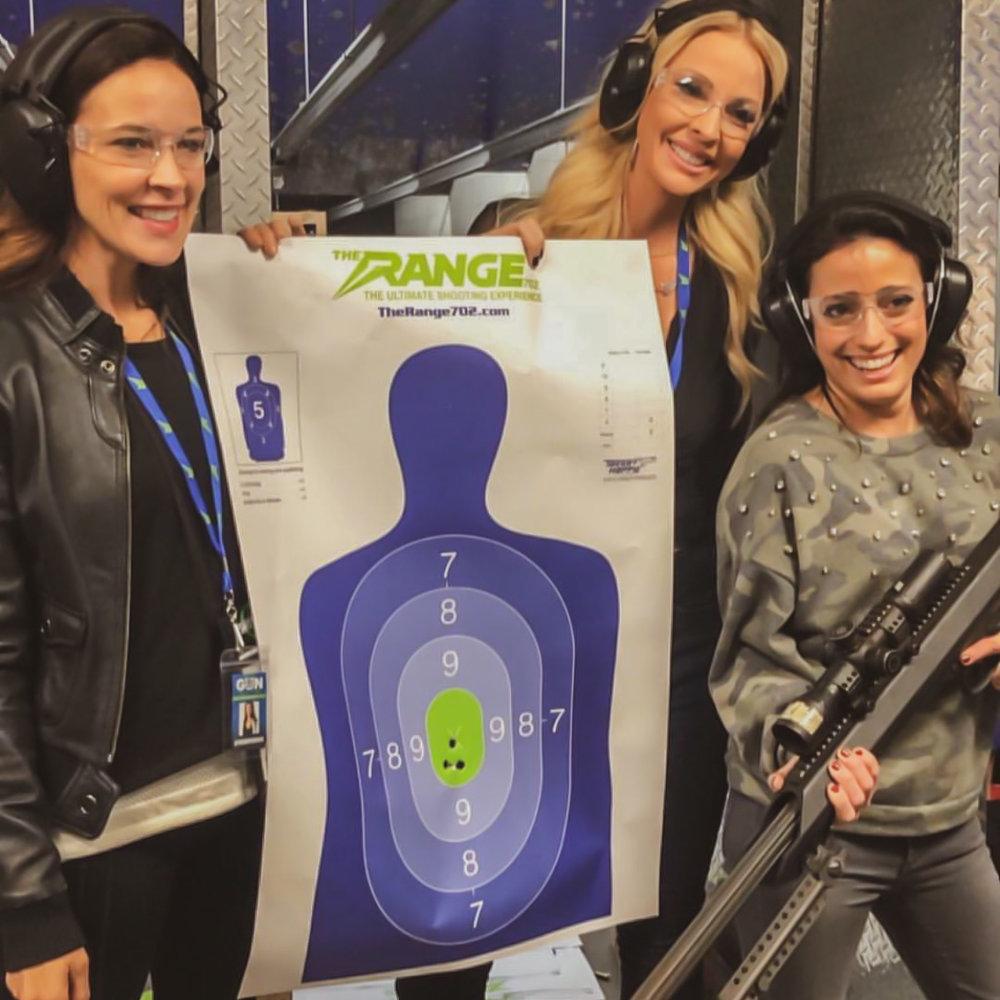 Gift of Gun, Shot Show, The Range 702