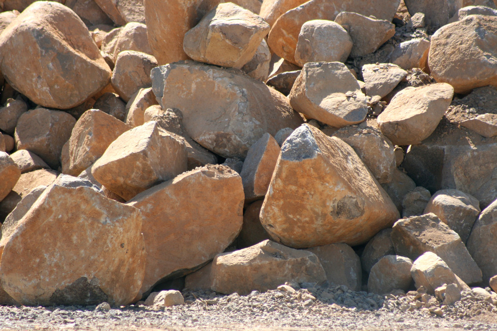 Landscape Rock    $35/ton*    *does not include machine loading fees