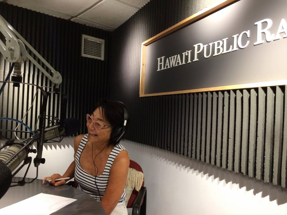 Noe Tanigawa of HPR  June 26th, 2017