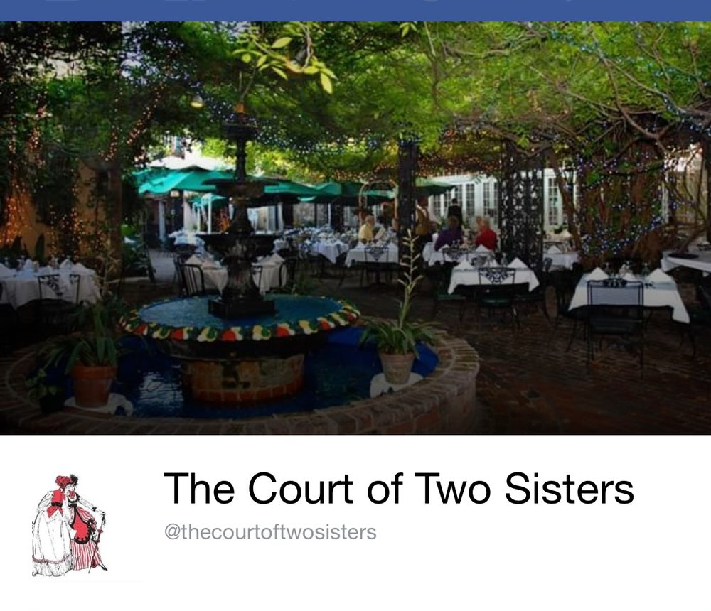 AUCTION: THE COURT OF THE TWO SISTERS DONATION