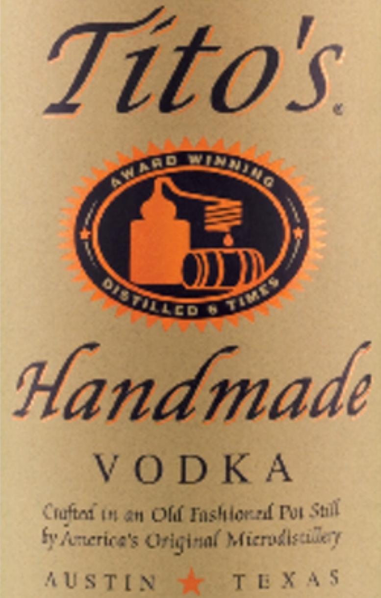 AUCTION: TITO'S VODKA DONATION