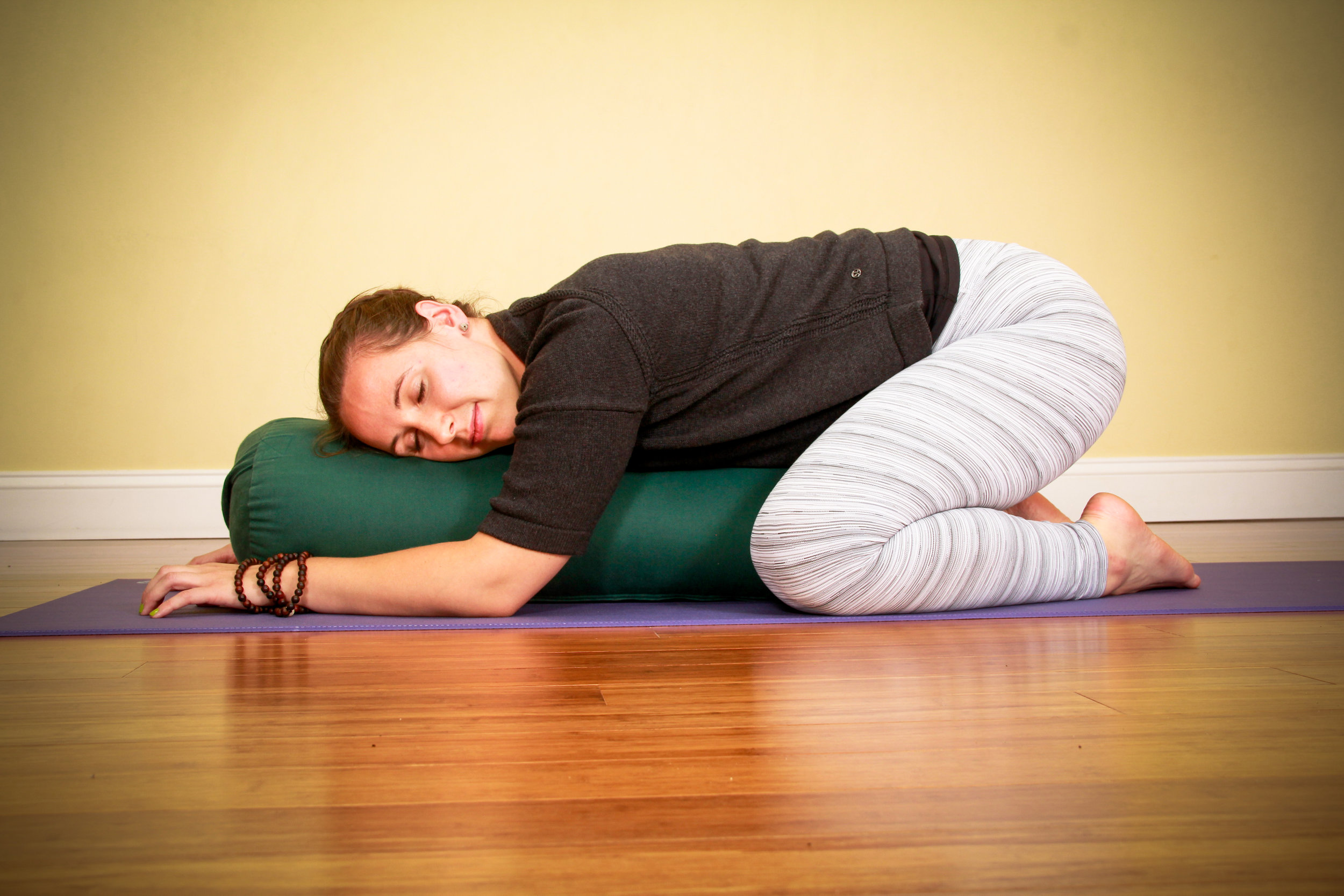 Restorative Yoga Massage Workshop