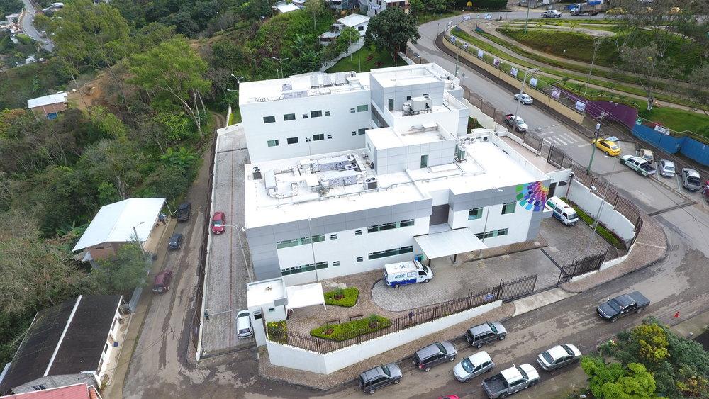 HOSPITAL DE ZARUMA