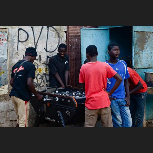 Boys.    #Dakar #Senegal #Africa #African #senegalese #boys #photo #portrait #image #expression #essence #moment #games #village #nayyarphotography #photojournalism
