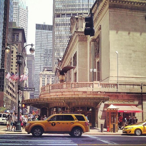 #grandcentral #nyc #newyorkcity #42ndstreet