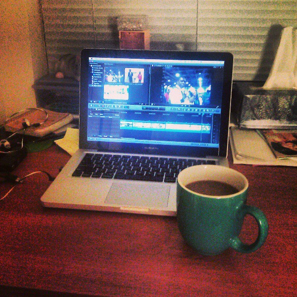 Prepping for my first all nighter in a while! #videoediting #life #allnighter #totstoteensexpo #nayyarphotography #rootbranchproductions
