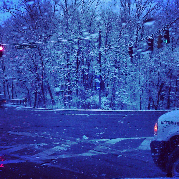 But its the #end of #March though…grrr #Maryland