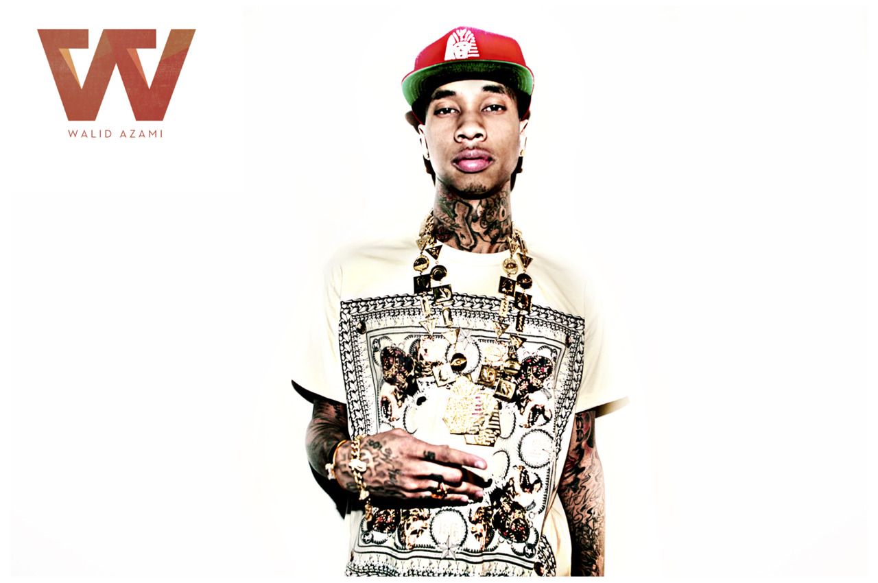 walidazami :     Photography:  Walid Azami  This is Tyga.    FOR ALL THE TYGA LOVERS OUT THERE!