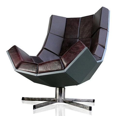 gregmelander :      VILLAIN CHAIR    What a cool chair.via  FFFFOUND!