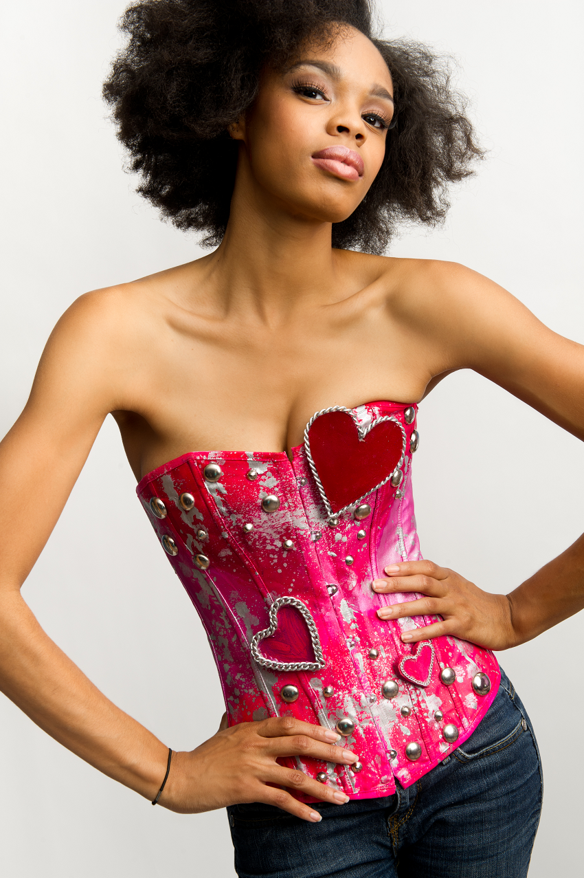 blackfashion:  New @Jeantrix corsets www.Jeantrix.com