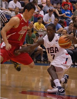 simplybasketball: How to get a defender off of you..