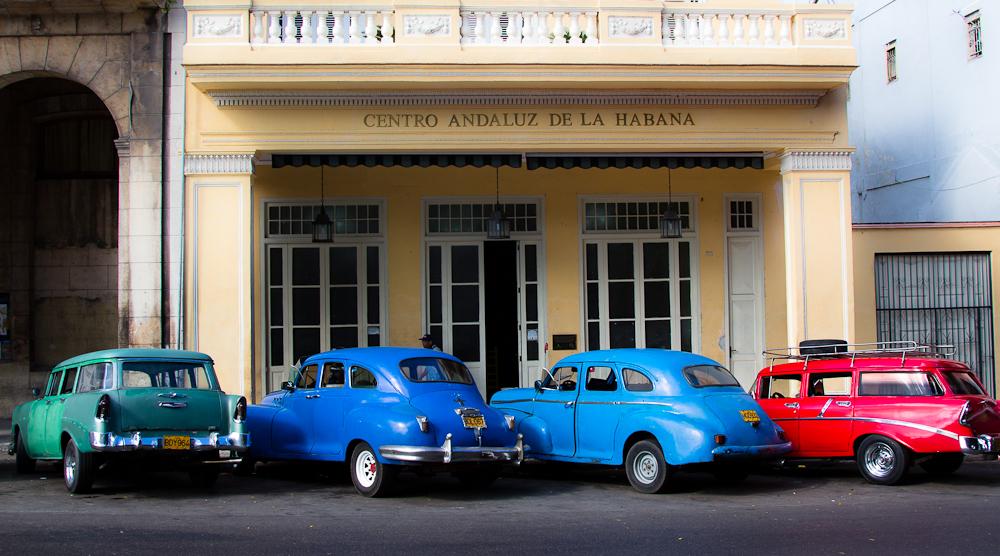 RGB, Cuba
