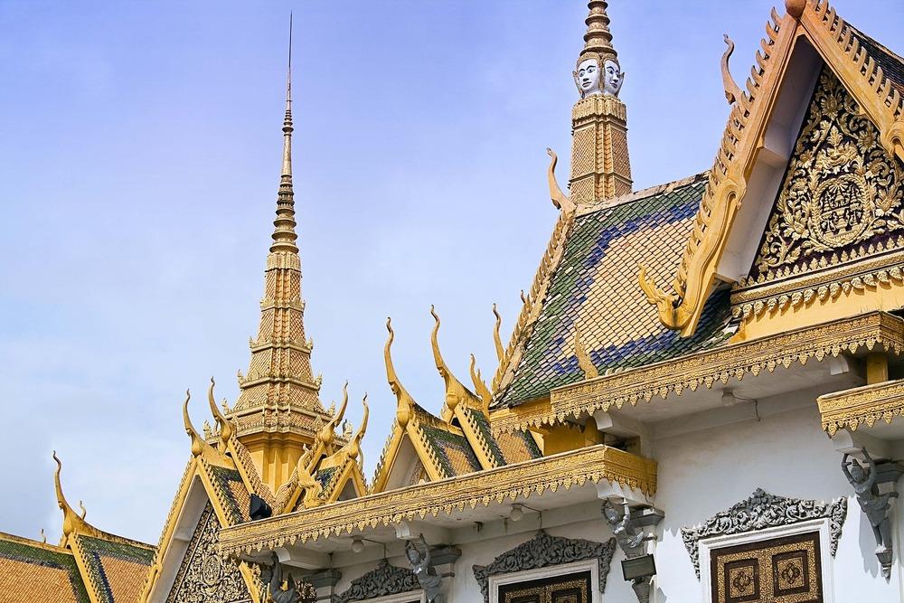 Royal Palace in Cambodia