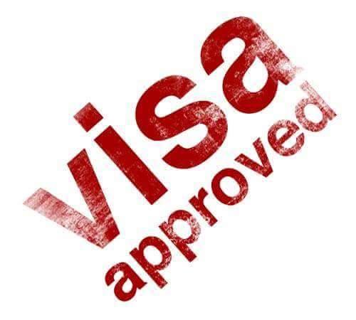 Visa Approved Stamp (Courtesy of Google)
