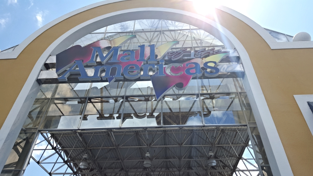 Mall of the Americas Miami, Florida