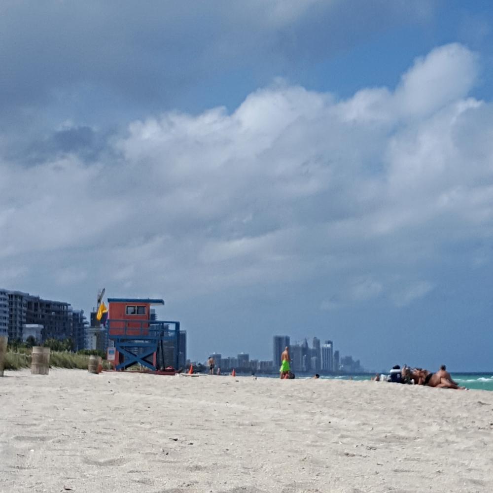North Shore Miami Beach, Florida | ©Zaakirah Nayyar