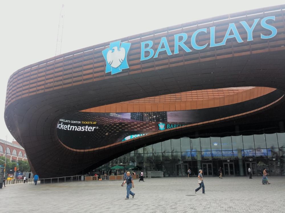 Barclays Center | Brooklyn | ©Nayyar Photography
