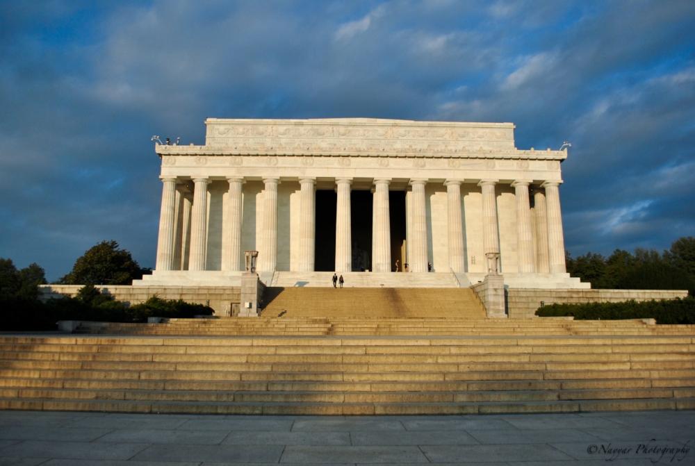 Lincoln Memorial in Washington, DC | © Nayyar Photography