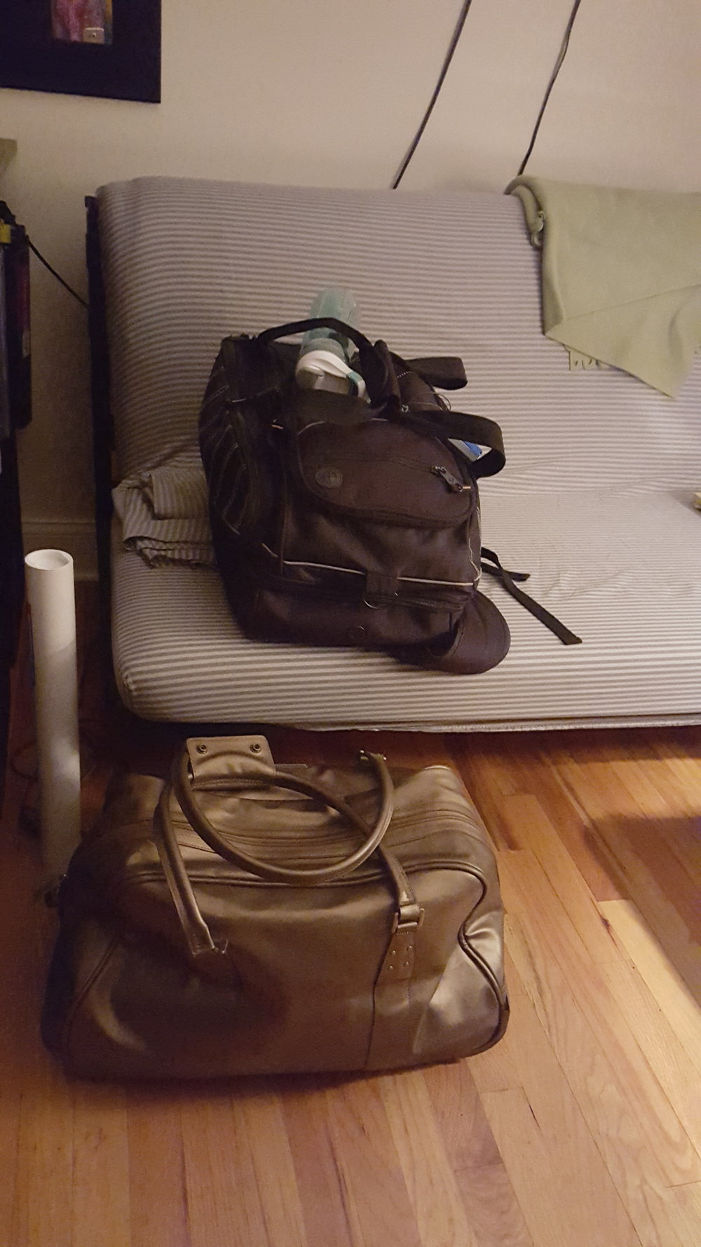 My Two Carry On Bags | Zaakirah Nayyar