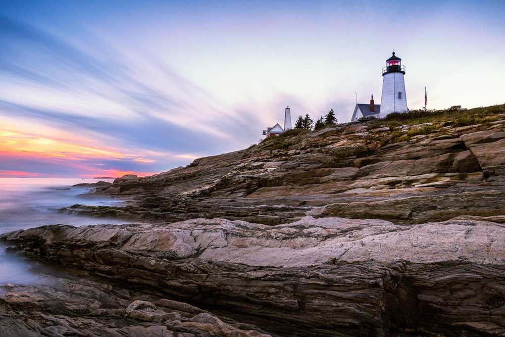 Maine | Source Flickr | Zaakirah Nayyar | 2017 Travel Goals