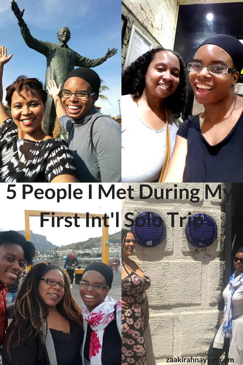 5 people I Met + 10 Lessons Learned During First Int'l Solo Trip | Zaakirah Nayyar