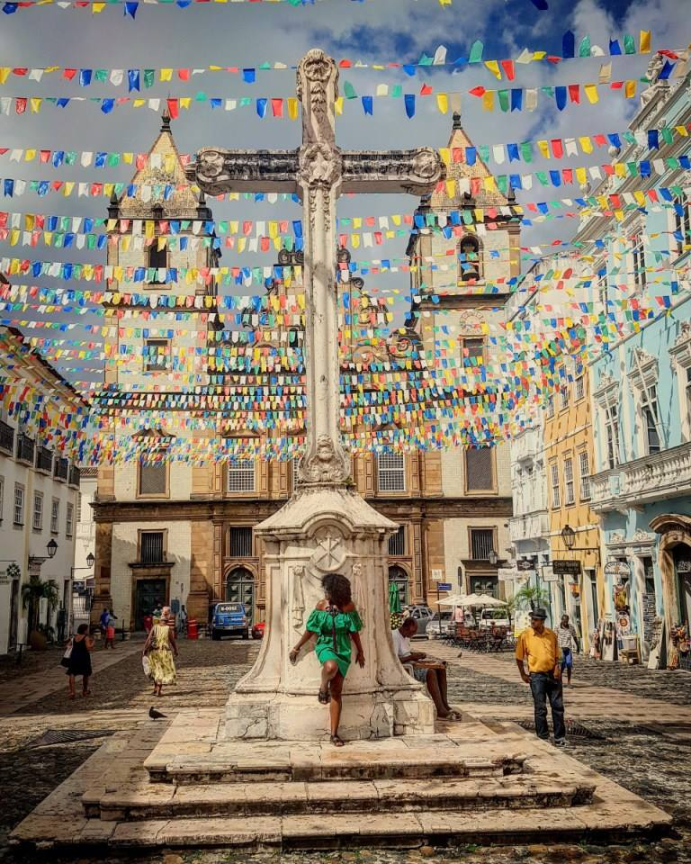 Charisse of Surviving on a Shoestring in Salvador, Brazil | Aspire to Inspire Interview Series