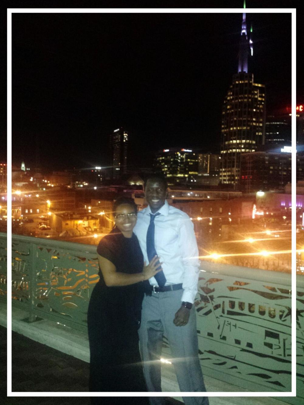 Staycation Date Night | Nashville | Zaakirah Nayyar