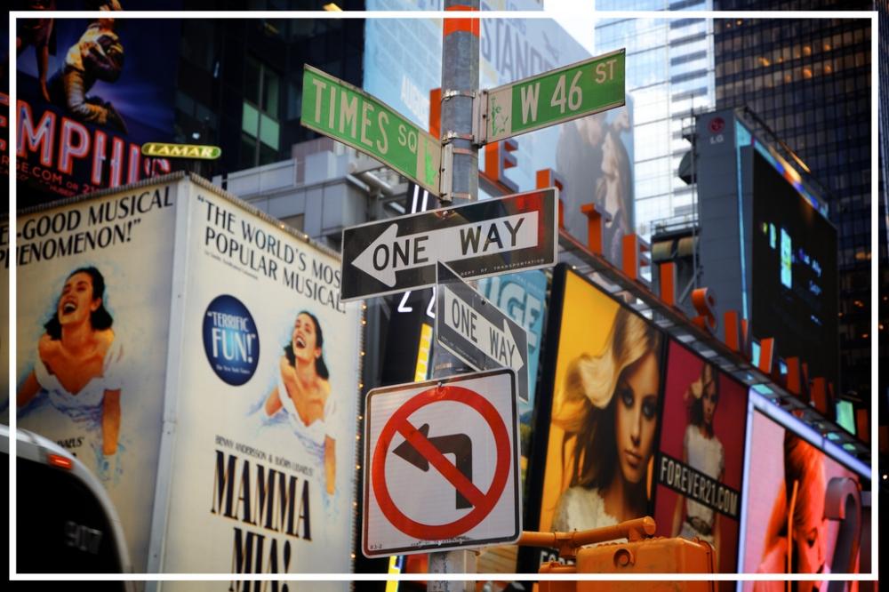 New York City by Aurelien Guichard| Zaakirah Nayyar