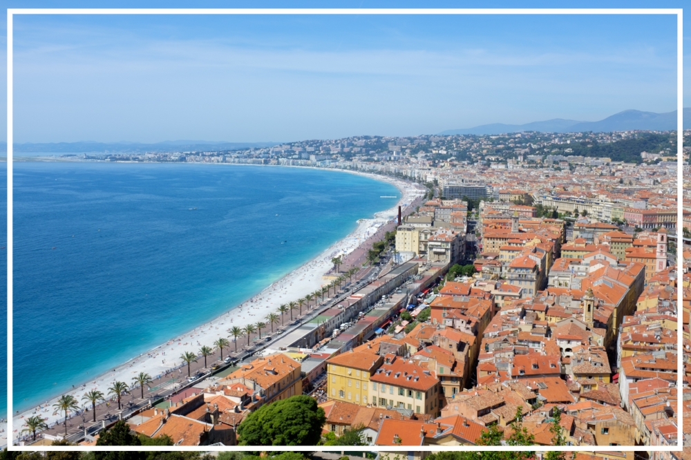 Nice, France by  Kristoffer Trolle | Zaakirah Nayyar | Romantic Vacations