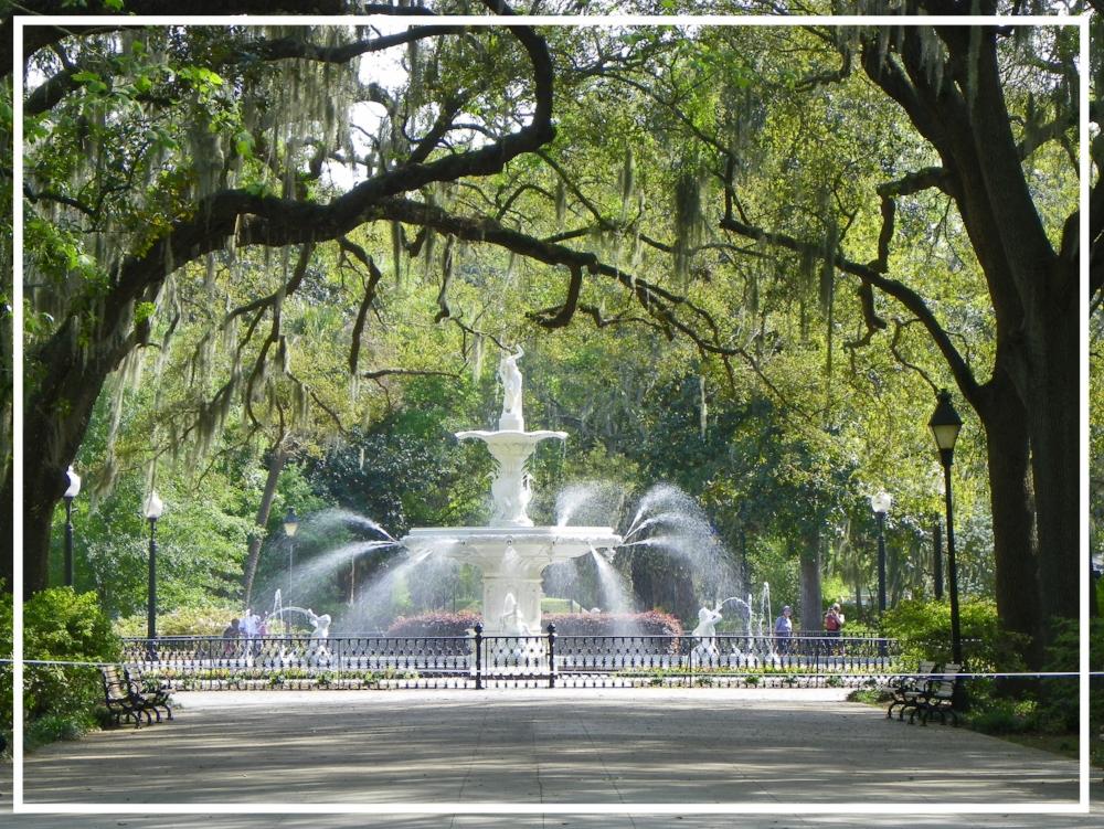 Savannah, Georgia by  Stephen Conn | Zaakirah Nayyar | Romantic Vacations