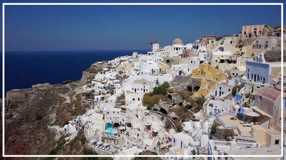 Santorini, Greece | Source Flickr | Zaakirah Nayyar