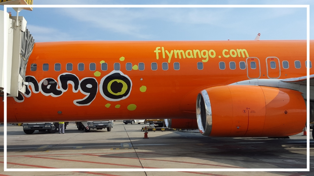 Mango Airlines Flight Review | Zaakirah Nayyar