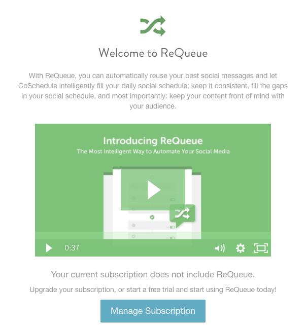 CoSchedule Presents Requeue | How to Start a Blog | Zaakirah Nayyar