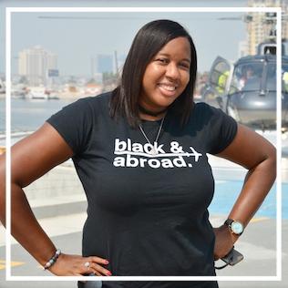 Nicole Brewer in Dubai