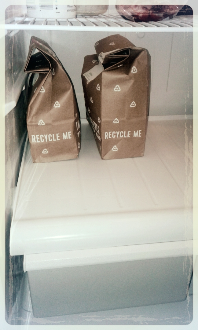 Recyclable Bags | I Love Hellofresh | Zaakirah Nayyar