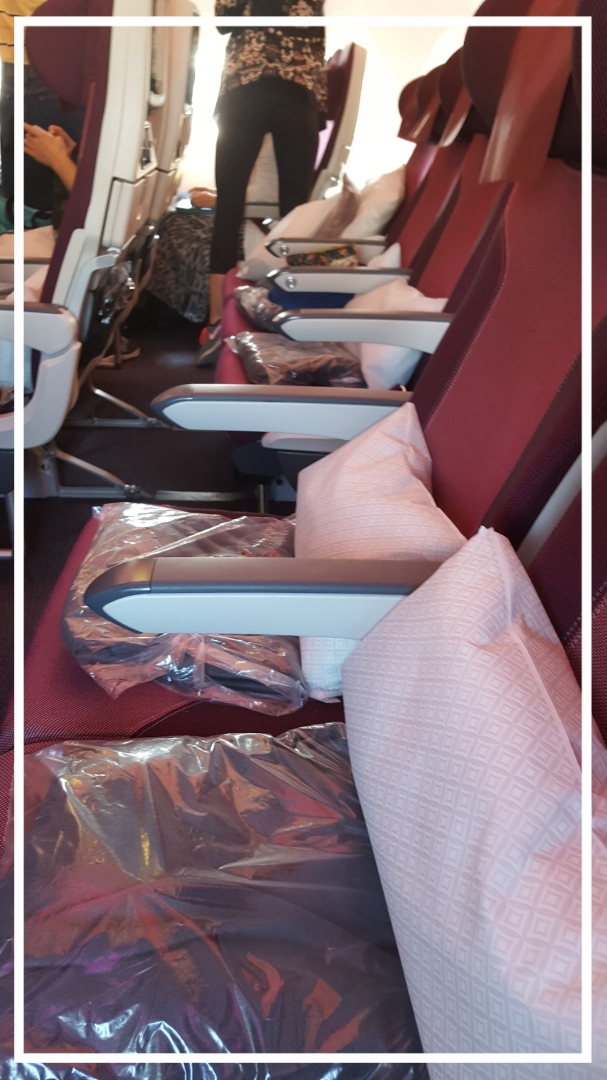 It was my first time flying Qatar Airways. It was no wonder they were dubbed one of the best Airlines in 2016.  Here are eight reasons why I enjoyed: