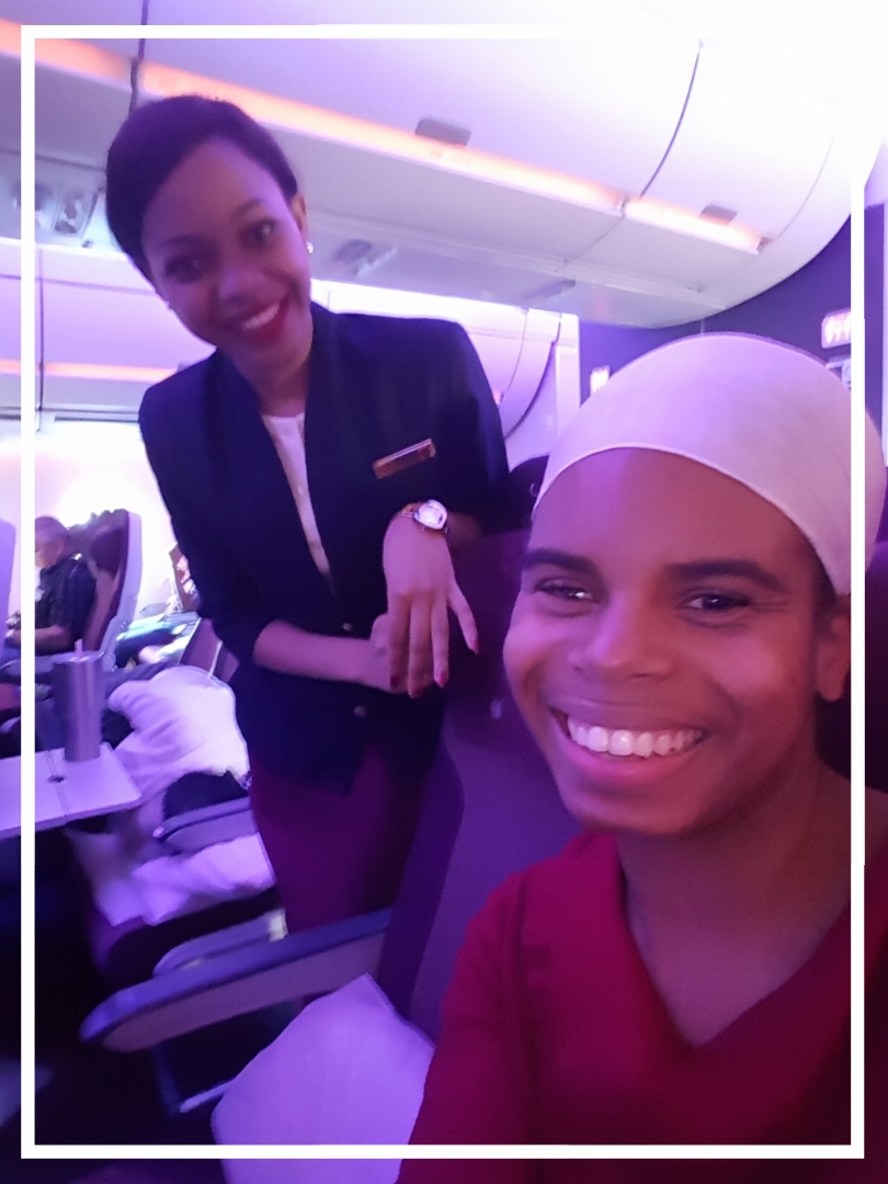 It was my first time flying Qatar Airways.It was no wonder they were dubbed one of the best Airlines in 2016. Here are eight reasons why I enjoyed:
